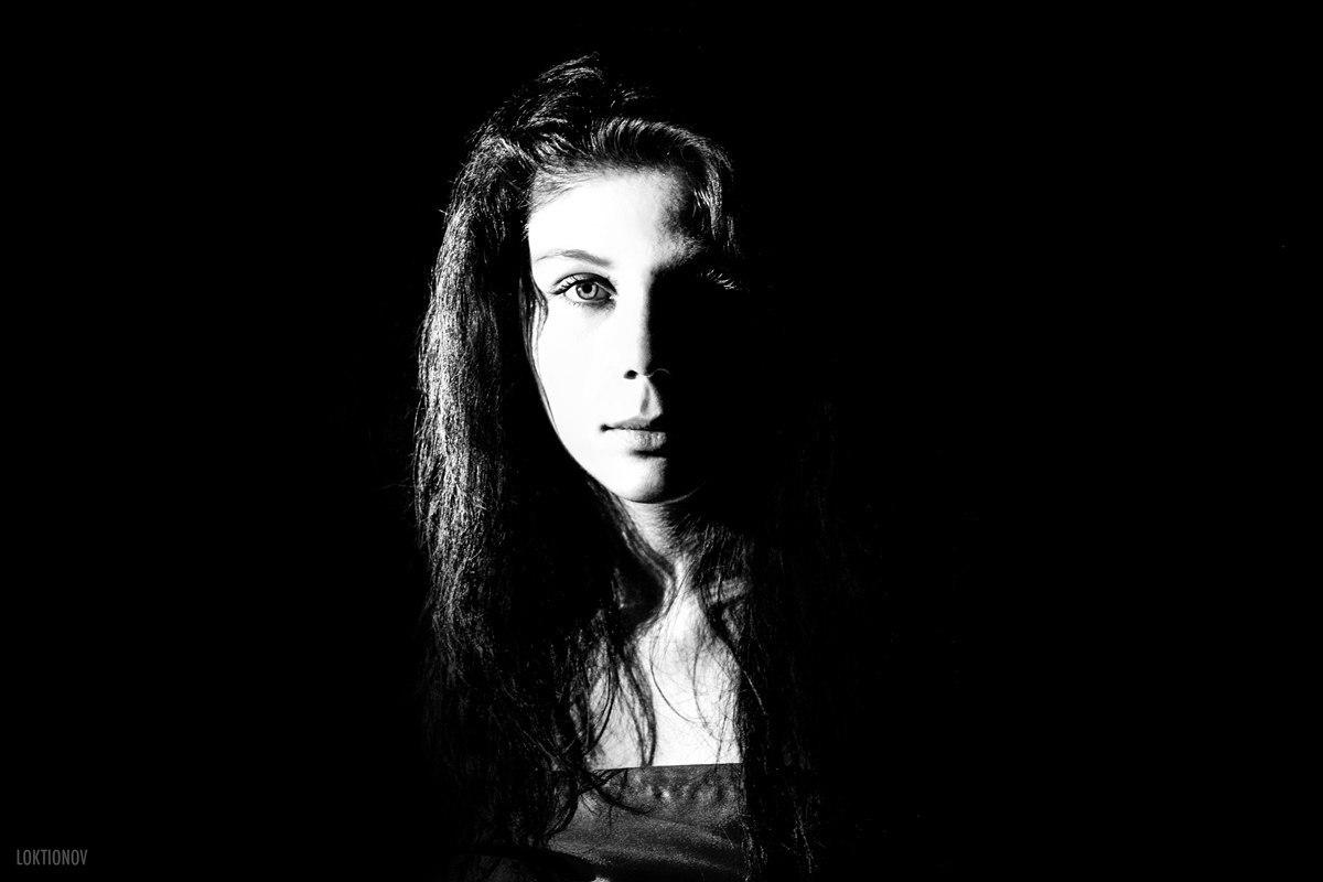 как сфотографировать портрет в темноте дитя