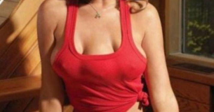 девушка с тремя грудями фото