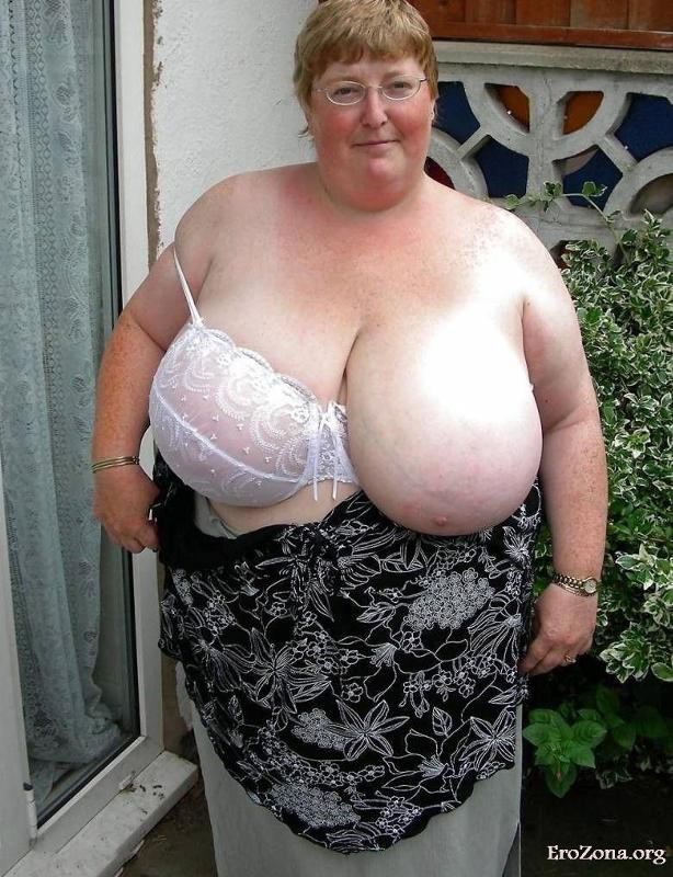 Фото женщин старых толстых