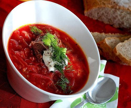 Суп с перловки рассольник рецепт