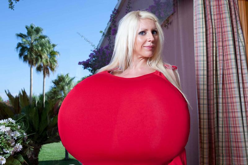 фото самый большие груди