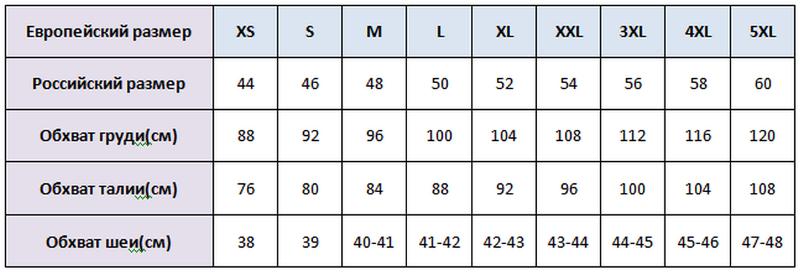 89d2c8949 В Европе принято указывать размеры рубашек исходя из обхвата шеи. Так,  европейский 39-40 (он же M) строго соответствует обхвату шеи 39-40 см.
