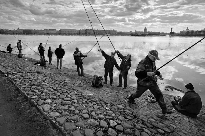 Где можно ловить корюшку в санкт-петербурге