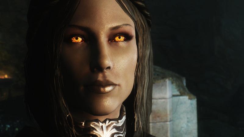 Моды на Вампиров в Skyrim