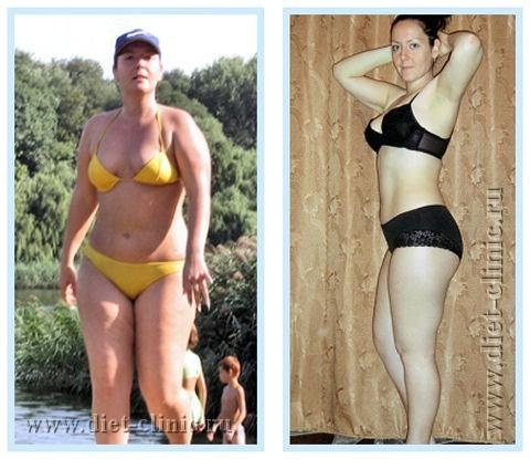 Как похудеть на 10 кг за неделю: способы сбросить вес с