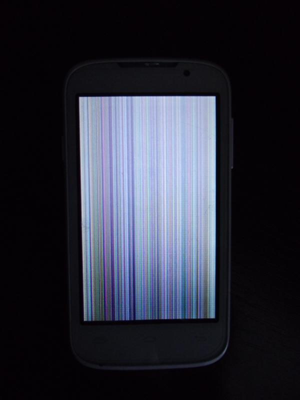 для печати айфон при просмотре фото темнеет экран предположил
