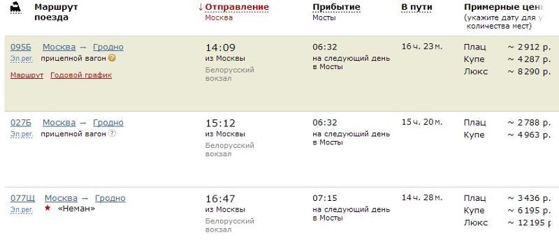 От астаны до санкт-петербурга ходит поезд № ц и ц в обратном направлении.