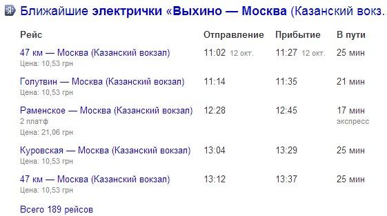 Москва раменское сколько ехать