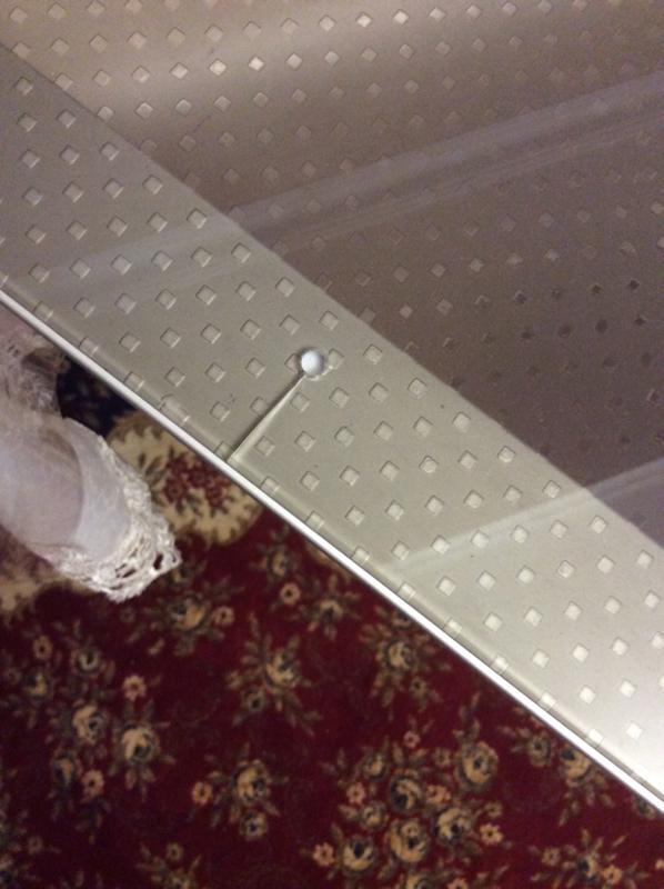 замаскировать трещину в зеркале фото подвеска