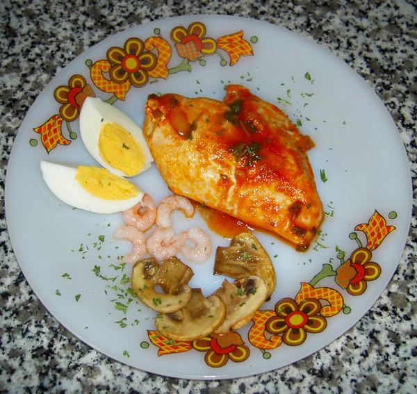Что приготовить на обед из филе