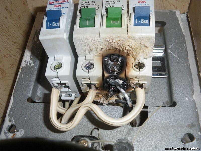 сильный веьер выключается автомат электрич станок