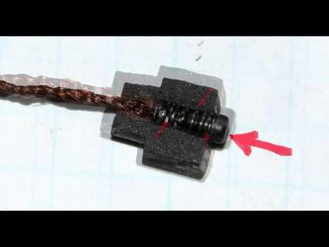 искрит одна щетка дрель