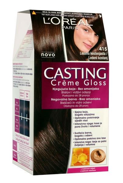 Безвредная краска для волос