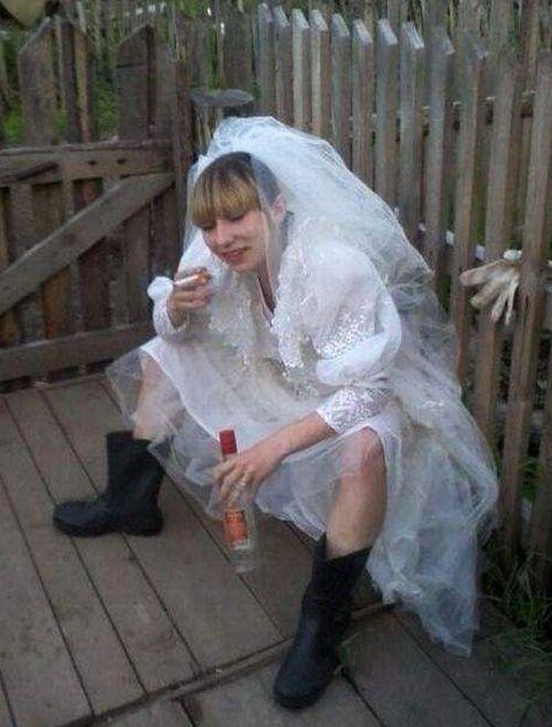бесплатно пьяная невеста