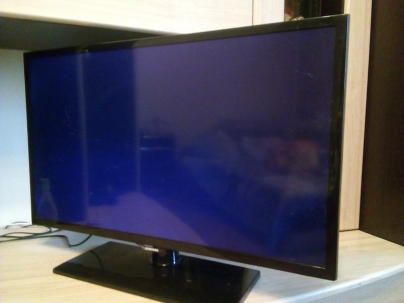 телевизор самсунг нет изображения звук есть