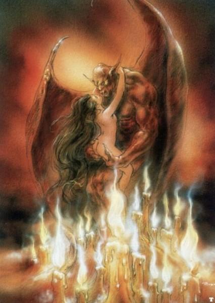 Демон внутри меня склоняющий к сексуальным извращениям кто это посмотрите