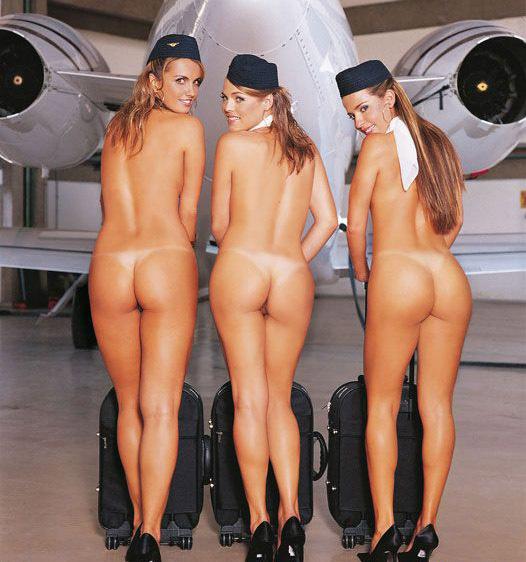 фото со стюардессами голыми относили