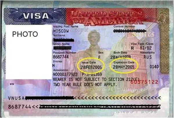 Визовые требования для граждан колумбии народ