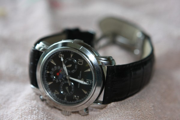 У меня есть часы Vacheron Constantin Как определить