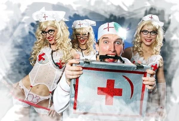 Поздравление медсестре с новым годом