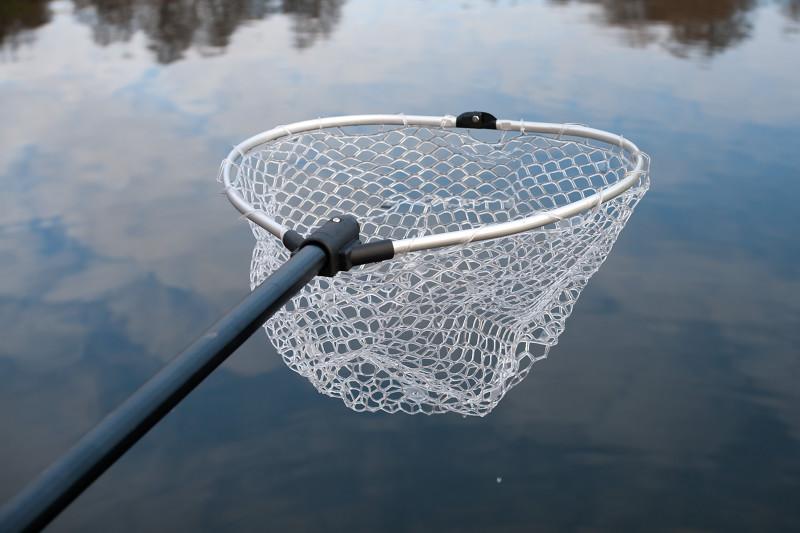 Как самому сделать сачок для рыбалки