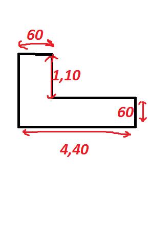 Ответы@mail.ru: помогите рассчитать площадь балкона. срочно!.