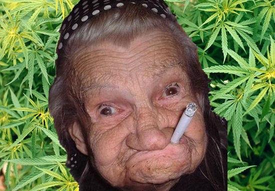 Коноплю бабушки выращивают марихуану было курить как чтобы плохо не