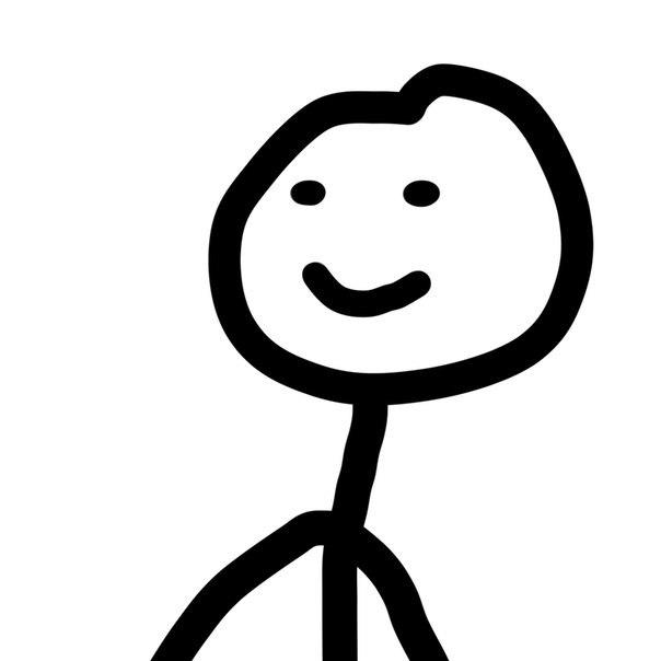 Открытки, смешные картинки с нарисованным человечком