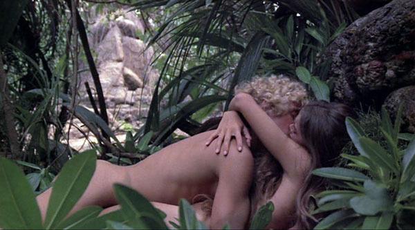 эпизод секса из фильма голубая лагуна - 13