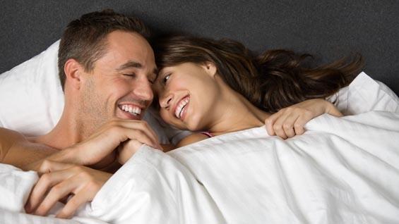 Наладить интимные отношения с мужем думал