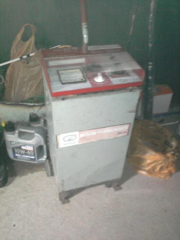 быстро зарядного агрегата-