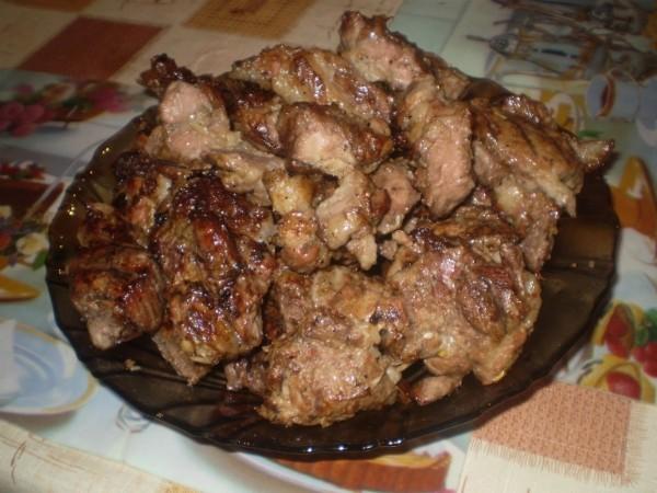 Приготовить курицу гриль в духовке пошагово фото