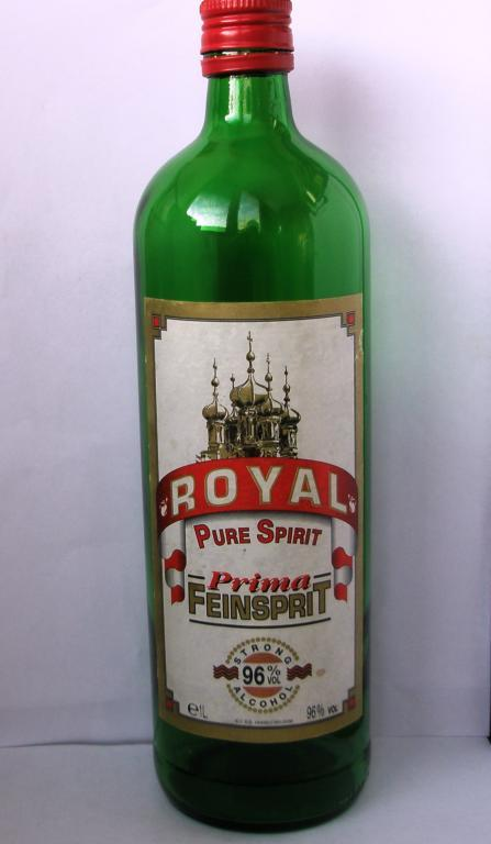 спирт бутылка фото рояль устройство