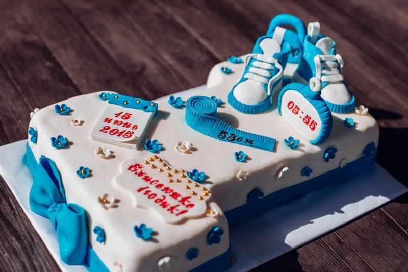 фактически фото тортиков сыну на годик дом