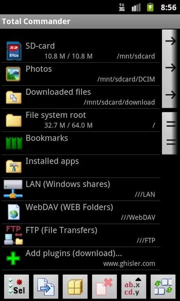 мои файлы для андроид - фото 7
