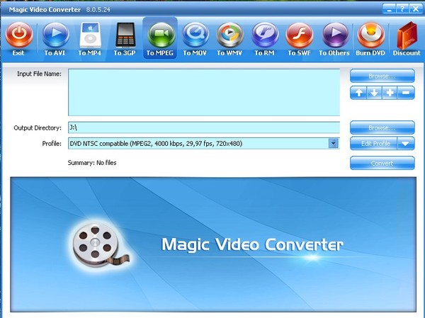magic video converter 8.0.8.25