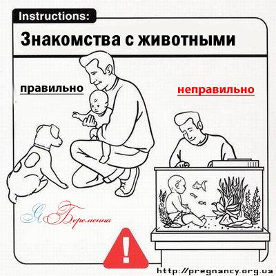 инструкция по эксплуатации ребенка - фото 11