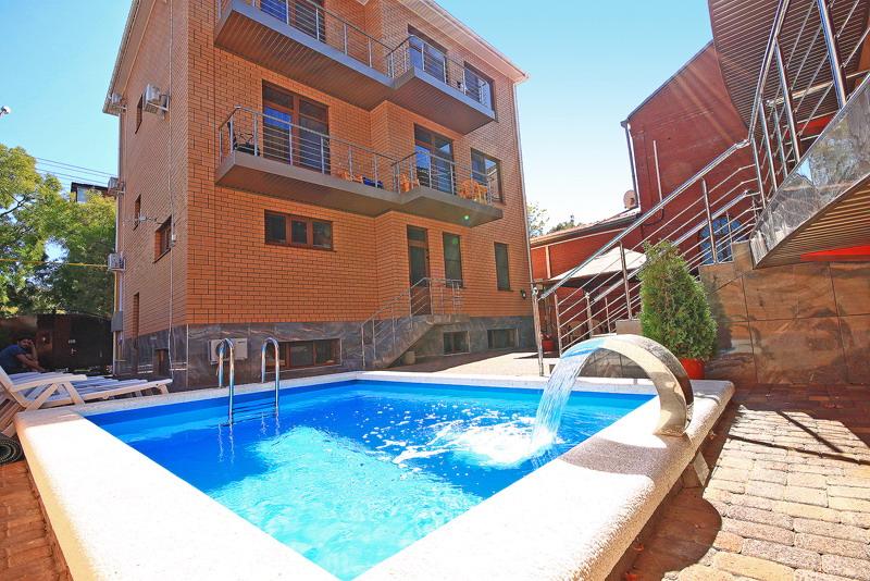 Снять жилье в анапе недорого с бассейном