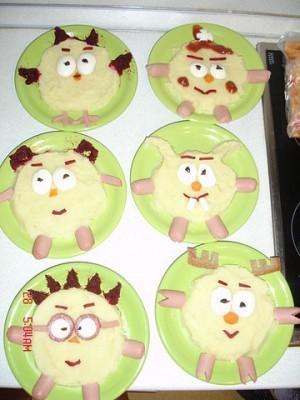 Диалог для капусты на детский праздник детский праздник фото суши бар