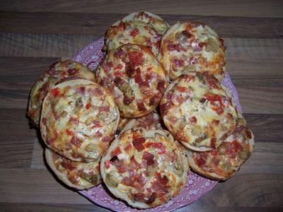 пицца рецепт как в школе