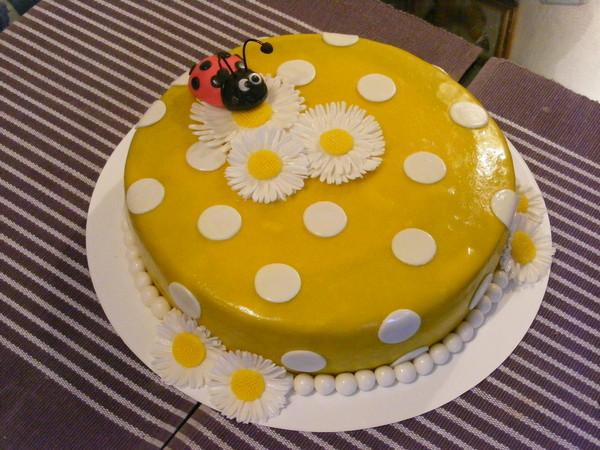 Рецепты тортов с мастикой для начинающих с фото мк