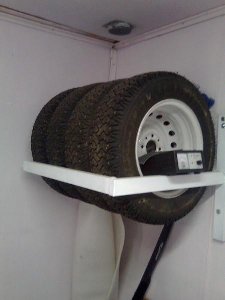 Ответы@mail.ru: где лучше хранить летнюю резину-в холодном г.