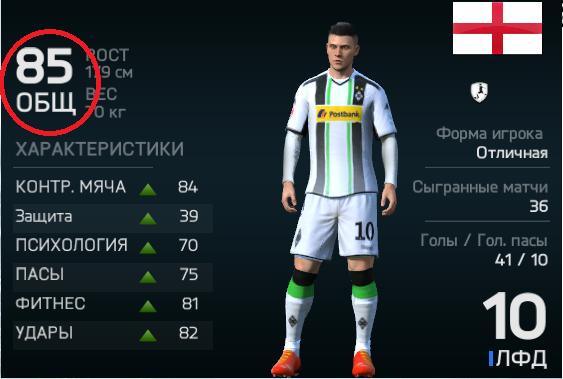как поднять цену игрока в фифа Москвы пообещал