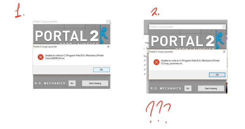 Portal 2 лаунчер скачать - фото 11