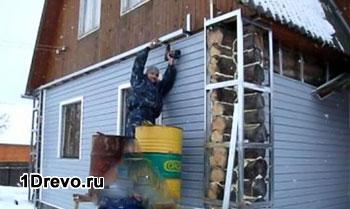 Как отделать дом сайдингом инструкция