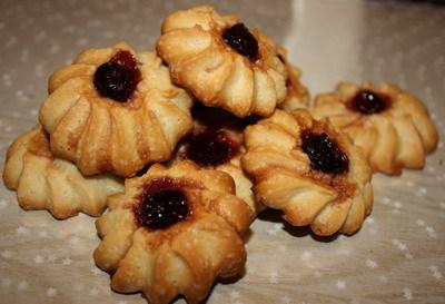 печенье мягкое через кондитерский шприц рецепт фото