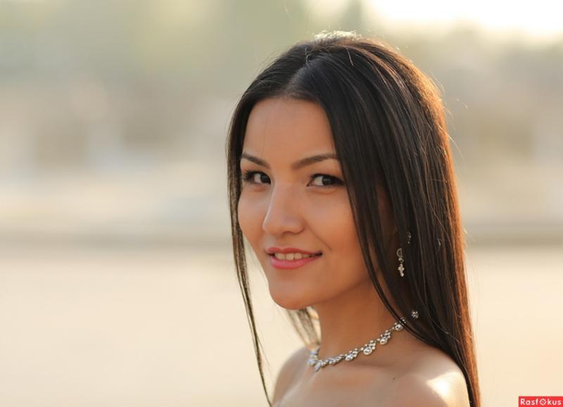 брюнетки казахстана фото