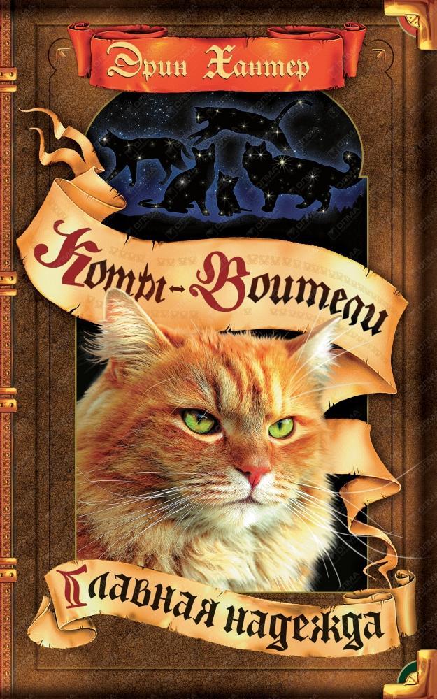 Скачать коты воители книги по порядку
