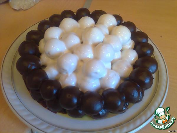 Торт яйцами рецепт фото