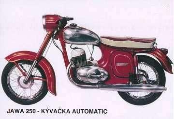 история создания Мотоцикла Ява #9